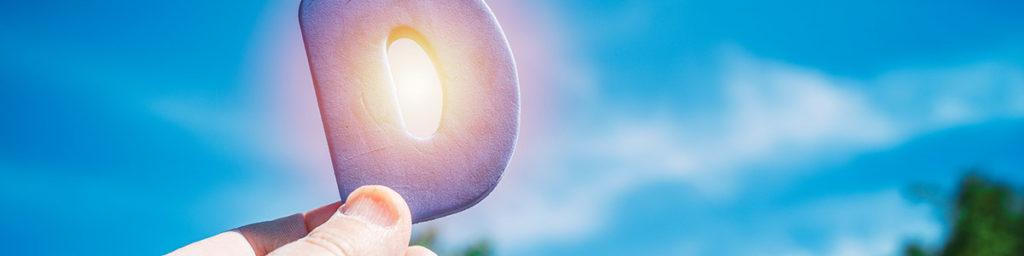 Få bedre resultater på Google når man leter etter vitamin D