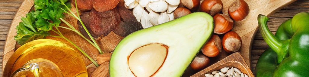 Få bedre resultater på Google når man leter etter vitamin E